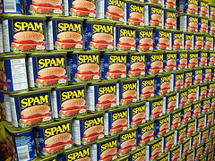 Spam is in the mind of the receiver