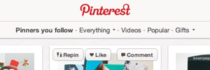 How not to use pinterest