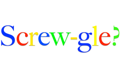 Screw-gle?