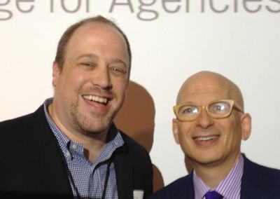 Tim Peter and Seth Godin