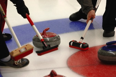 Curling friction