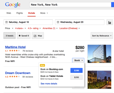 Myths about hotel metasearch