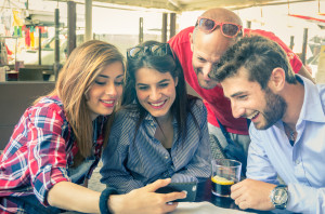 Millennial marketing, e-commerce, and mobile news