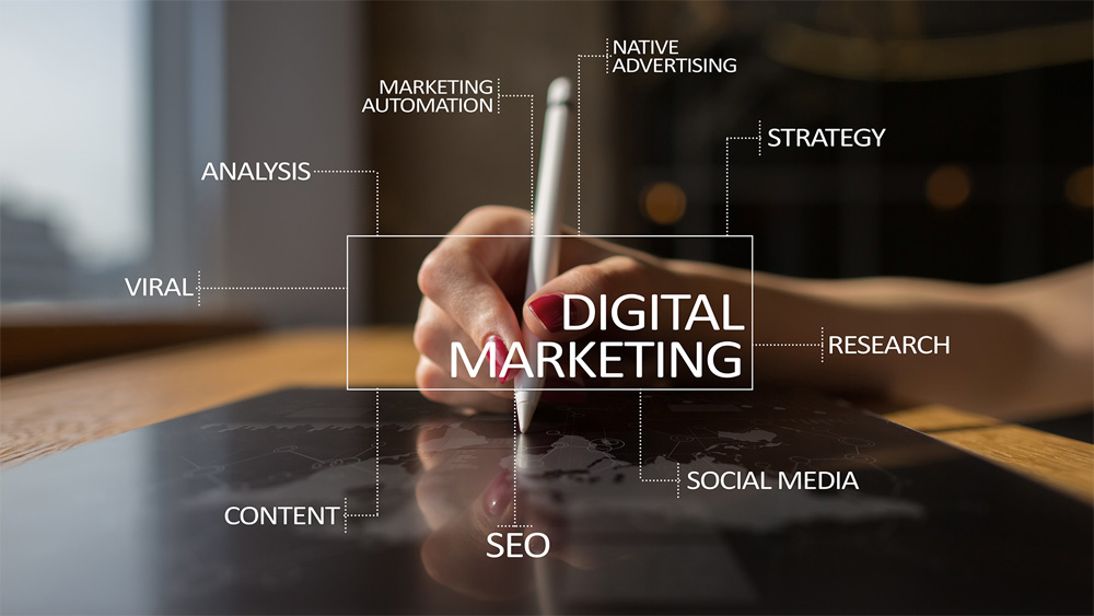 Digital Marketing Strategy Consulting